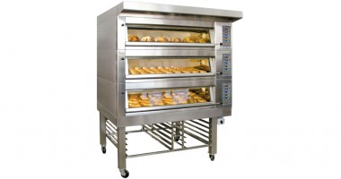Modular oven HELIOS