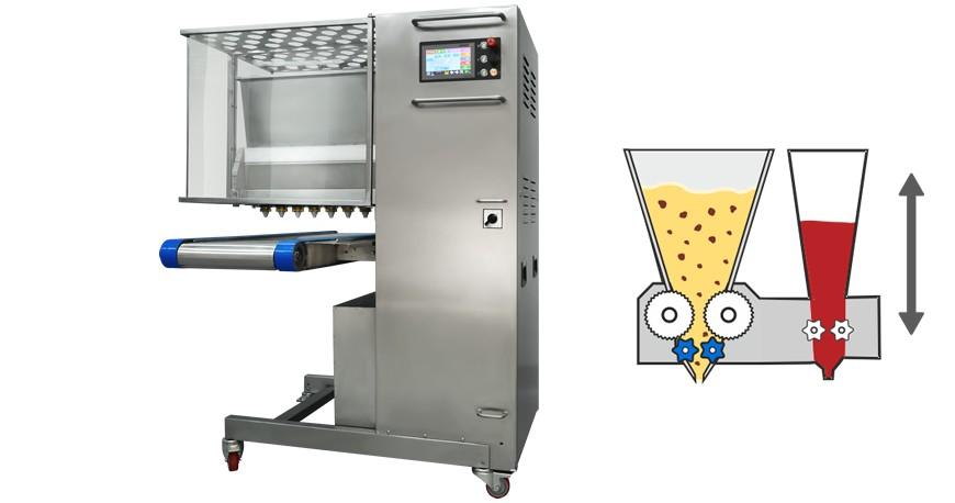 Cookie machine MINIMAX PLUS Combi