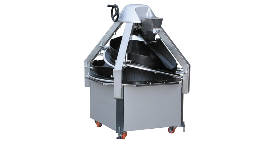 Conical dough rounder ALFA R400